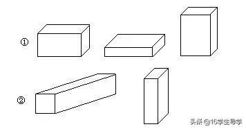 长方体的特征,一年级上册数学人教版知识汇总,幼小衔接小学生暑假预习8个单元