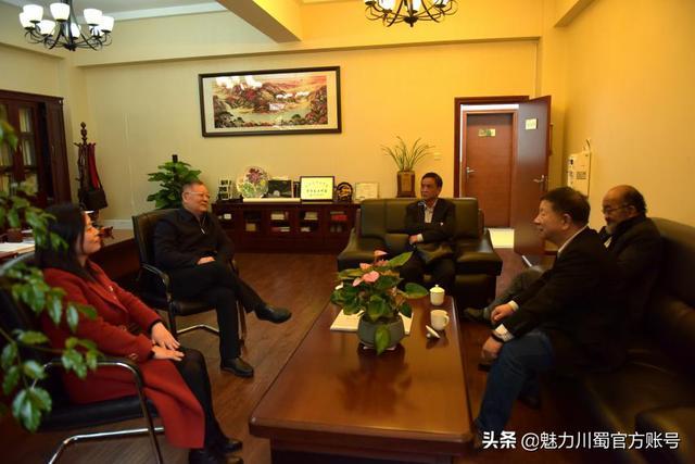英语教育专家刘兆义、刘鹰老师来成外交流指导