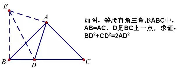 初中几何图形的变换经典题型(平移、旋转、翻折)就是这么简单!