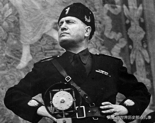 墨索里尼简介,坏事做绝,结局凄惨:意大利独裁者墨索里尼的10大历史真相