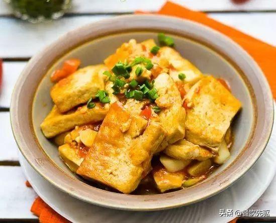 豆腐的吃法大全,想吃豆腐不会做?这50款精美豆腐做法随你挑