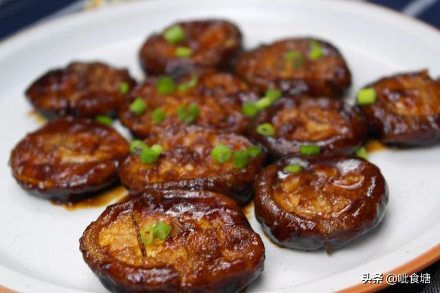 香菇的做法,把香菇做出鲍鱼的味道,谁说素食不好吃?做法简单,美味馋人