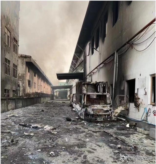 绘制:神灵越南的局势紧张,在历经多次流血事件以后,仍看不见减