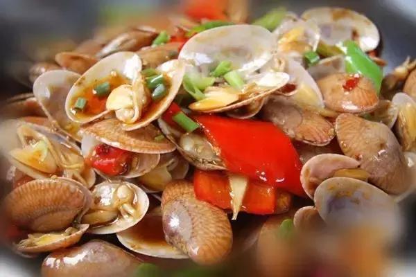 蛤蜊的做法,蛤蜊6种经典做法,端上桌被夸大厨水平!