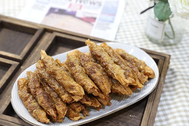 厦门美食,厦门特色美食,外皮焦脆里面鲜香,学会了能在家里做,一次吃到饱