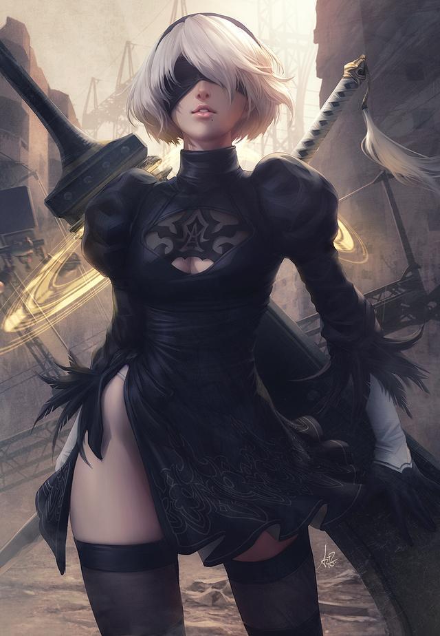邪恶帝少女漫画,为同人作品贡献最多的游戏美女,谁才是你心目中的第一女神呢