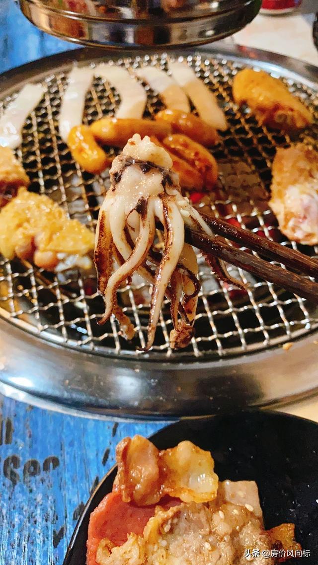 瑞安美食,秘制厚切牛肉,原汁五花肉,秘制鸡翅,鲁班烤肉,瑞安美食
