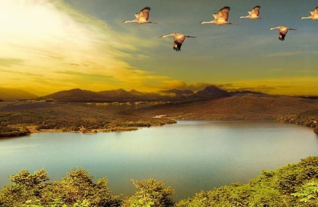 江南的诗,三首塞上江南诗词:有低落,有不舍,更有有家不能回的思念
