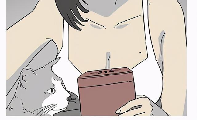韩国恐怖漫画,只能网盘见的韩国限制级,尺度果然超标了!(上)