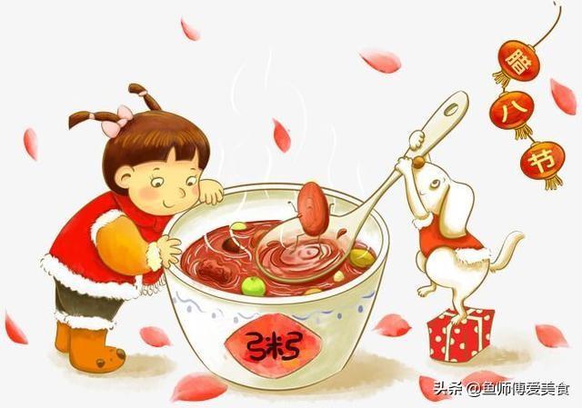 腊八饭的家常做法,煮腊八粥,注意三放两不放,香甜软糯喝不够,家常做法一看就会
