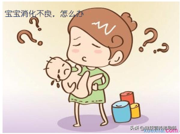 婴儿消化不良,宝宝消化不良了?有可能是这几种原因造成的