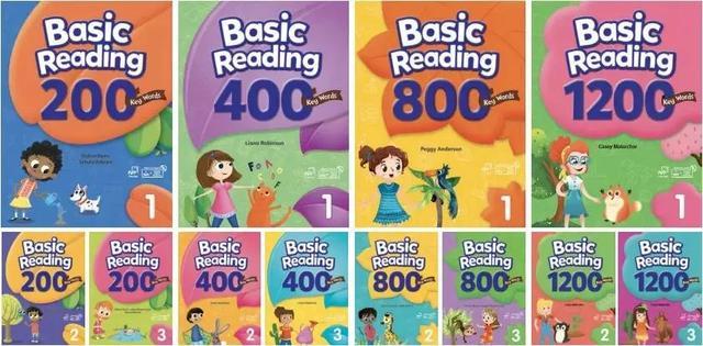 刷完这套风靡全球的Basic Reading词汇教材,孩子词汇量突飞猛进