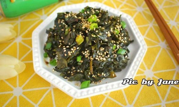 """干海藻的吃法,常吃""""海洋蔬菜"""",低热量低脂肪,体重嗖嗖降,减肥不吃太遗憾!"""