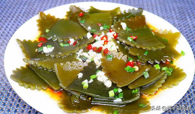 海带的吃法,海带这样做太香了,不炒不煮不做馅,香辣下饭,越吃越好吃