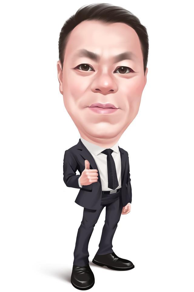 动漫头像,你的头像该换啦,被大叔们赞不绝口的大头漫画头像,形象3D立体