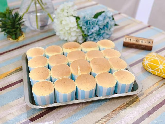 鸡蛋糕的家常做法,纸杯蛋糕(新手零失败)