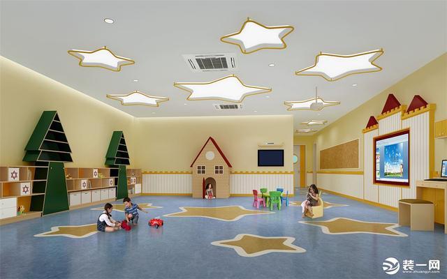 幼儿园装修,幼儿园装修预算清单表!幼儿园装修设计方案|注意事项