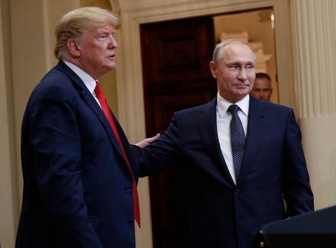 特朗普曾私会普京没带翻译?俄总统新闻秘书这样说