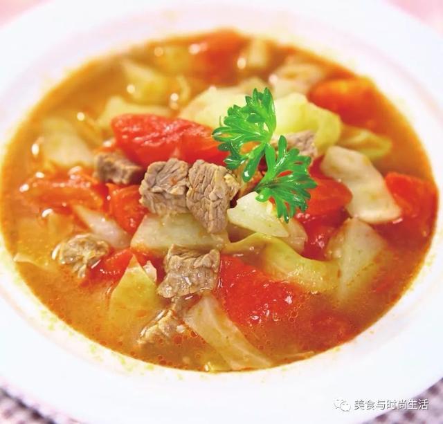 罗宋汤的家庭做法,想喝罗宋汤,教你懒人做法,鲜滑爽口,营养开胃,比店里的还好喝