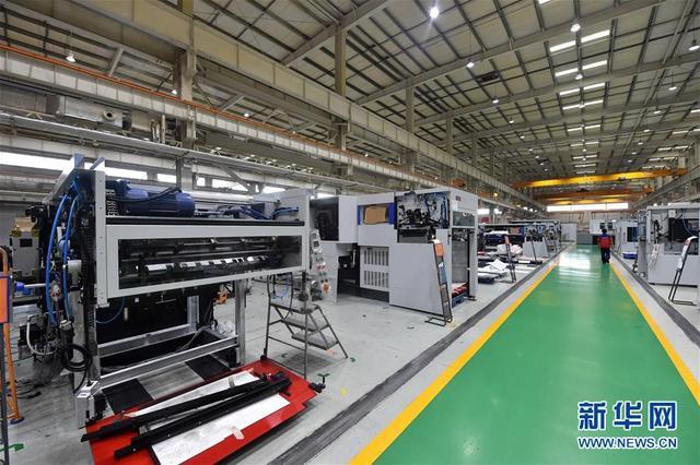 印刷设备,一家传统印刷装备制造企业的智能化发展之路