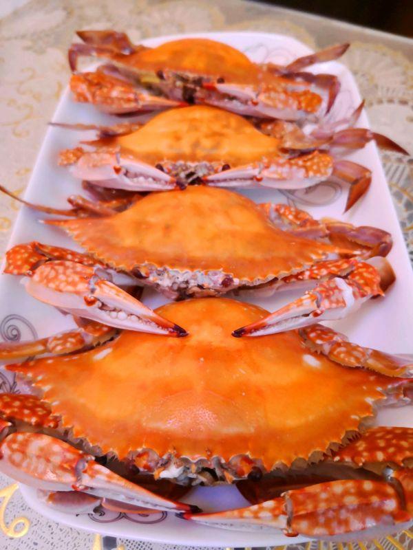 梭子蟹的吃法,清蒸梭子蟹最好吃的5种做法,一遍就会