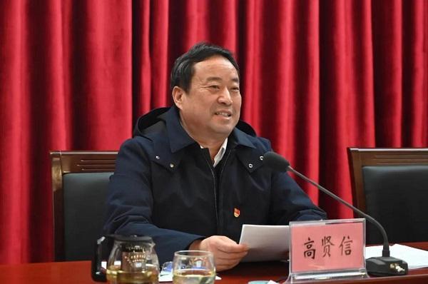 发言一句话,卧龙区委书记高贤信在副科级干部任前谈话会上的讲话