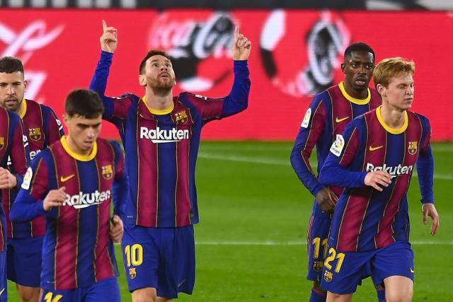 巴萨连续18场西甲联赛不败 本赛季位列五大联赛榜首 全球新闻风头榜 第1张