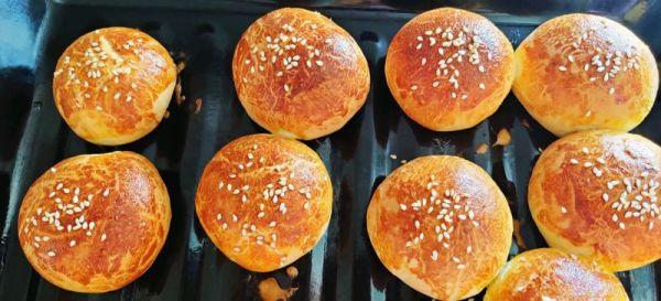 烤箱 美食,舌尖上的中国,牛奶小面包(烤箱版)能占一席之地
