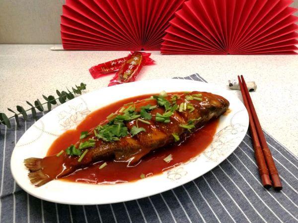 番茄酱的吃法,#元宵节美食大赏#茄汁糖醋鱼