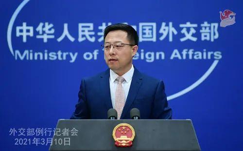"""""""6年内收复台湾""""?外交部回应 全球新闻风头榜 第1张"""