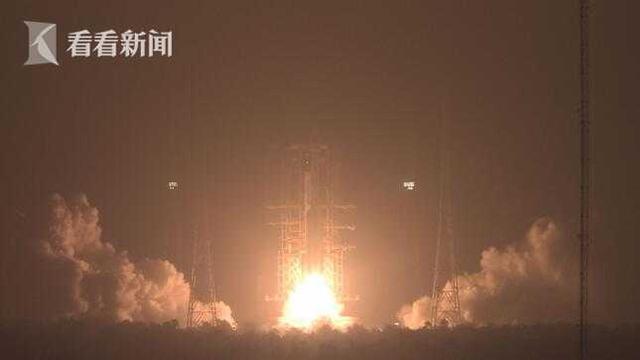 成了!长征七号改遥二运载火箭发射成功 全球新闻风头榜 第1张