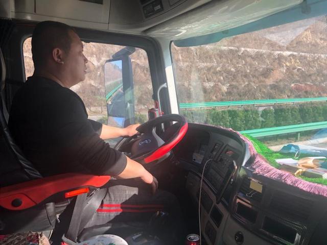 """""""九零后""""青年人货运司机占有率不上一成"""