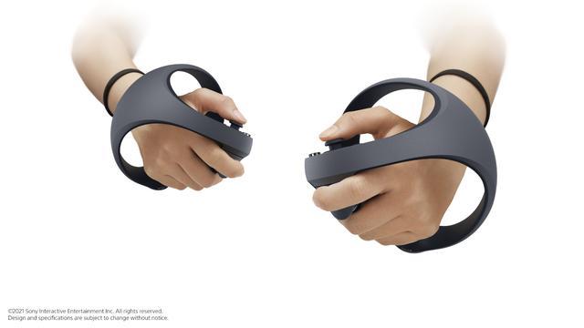 vr网站,索尼发布新VR控制器 带来PS5上的次世代VR体验