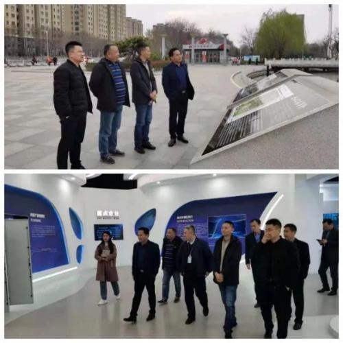 投资项目,杭州济宁商会客商来我县对接投资项目