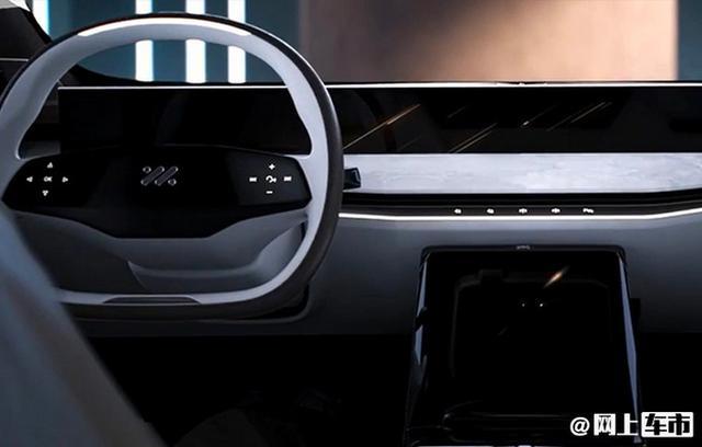 2021上海车展前瞻:超5米!上汽智己高端轿车实拍,破百3.9秒