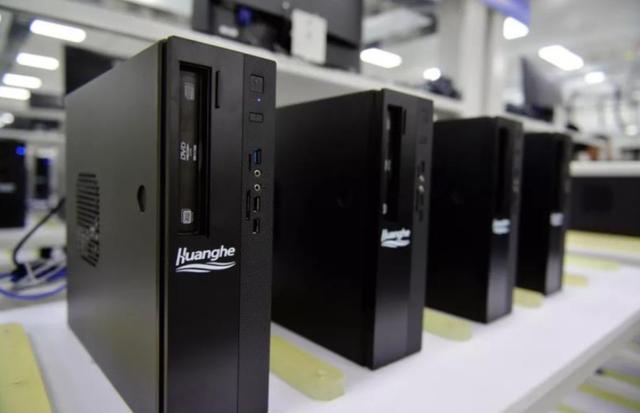 58天完成网络服务器和台式电脑生产流水线建成投产