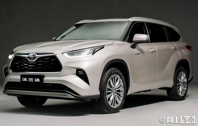 汉兰达最新消息,丰田最新产品规划!全新汉兰达6月预售,尺寸大涨,全系2.5L混动