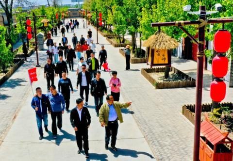 CNN:中国掀起乡村旅游热 前景光明