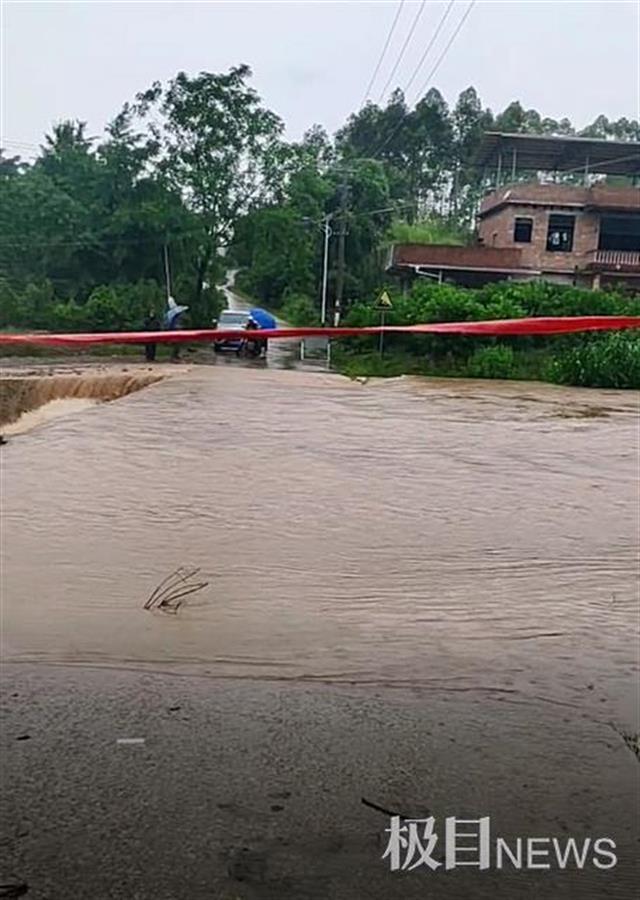 广西灵川一女教师上班途中失联5日,疑被大水冲走正在搜寻 全球新闻风头榜 第1张