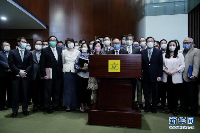 完成本地立法!香港立法会三读通过完善选举制度条例草案 全球新闻风头榜 第2张