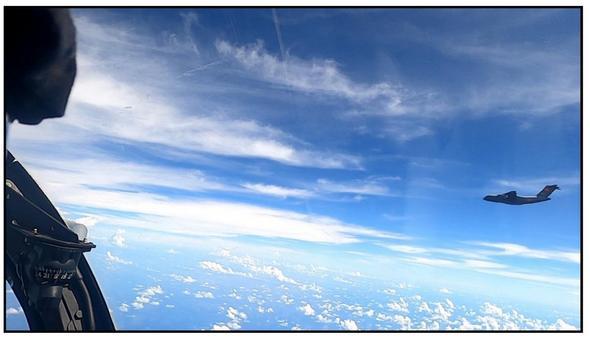 马来西亚指责中国军机在南海飞行,外交部:没有进入他国领空 全球新闻风头榜 第2张