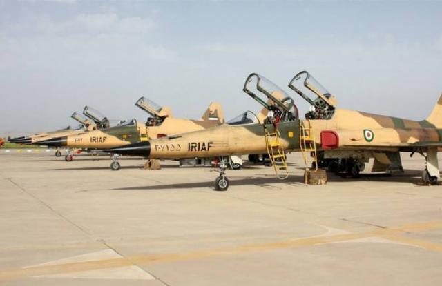 伊朗一架F-5战斗机发生平地弹射意外,两名飞行员死亡 全球新闻风头榜 第1张