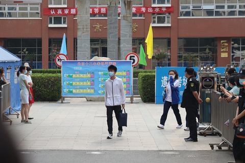 """英语b级成绩查询,北京高考6月下旬可查成绩,同时公布""""一分一段""""情况"""