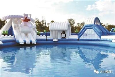 游泳池图片,这些水世界快收藏,暑假肯定用得着