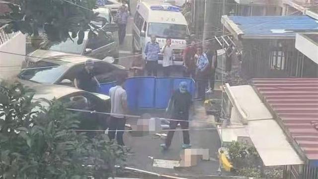 网传浦东新区某小区内两名女子遇害 警方:目前案件还在侦办过程中 全球新闻风头榜 第1张