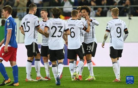 世预赛:德国胜列支敦士登 全球新闻风头榜 第2张