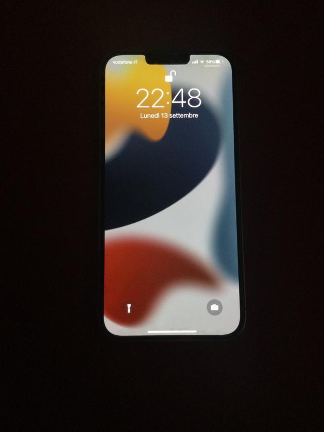 刘海真的窄了 首批苹果iPhone 13亮屏实拍照片在发布会前被曝光