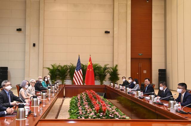 孟晚舟事件的解决是否增大美中领导人G20会晤可能?中方回应