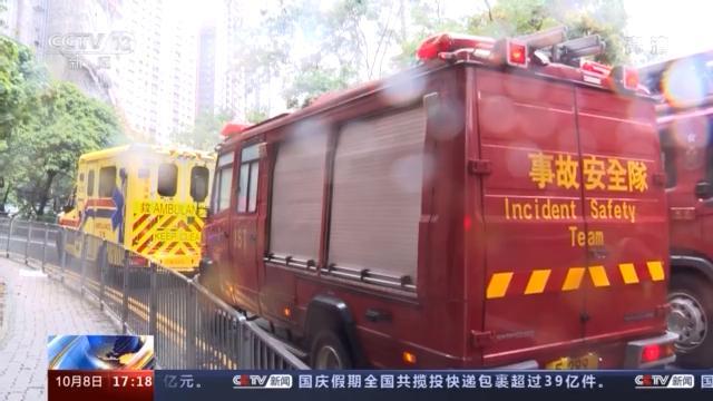 """受台风""""狮子山""""影响 香港学校停课渡轮停航 全球新闻风头榜 第2张"""