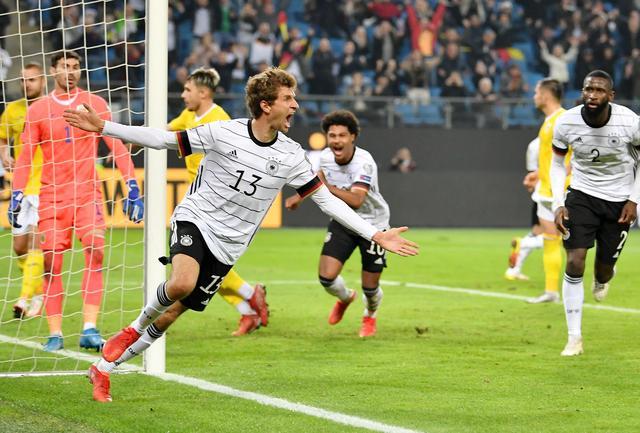 足球——世预赛:德国胜罗马尼亚 全球新闻风头榜 第3张